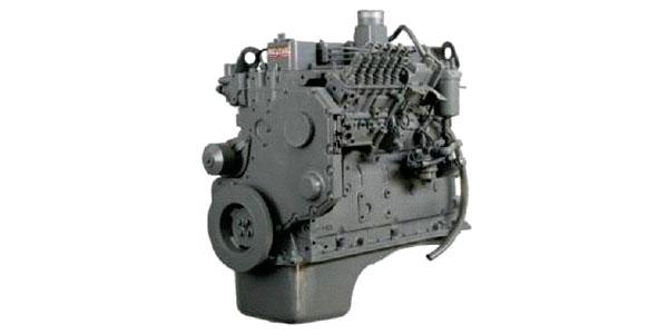 Cummins Mechanical Type Engine - Euro-3